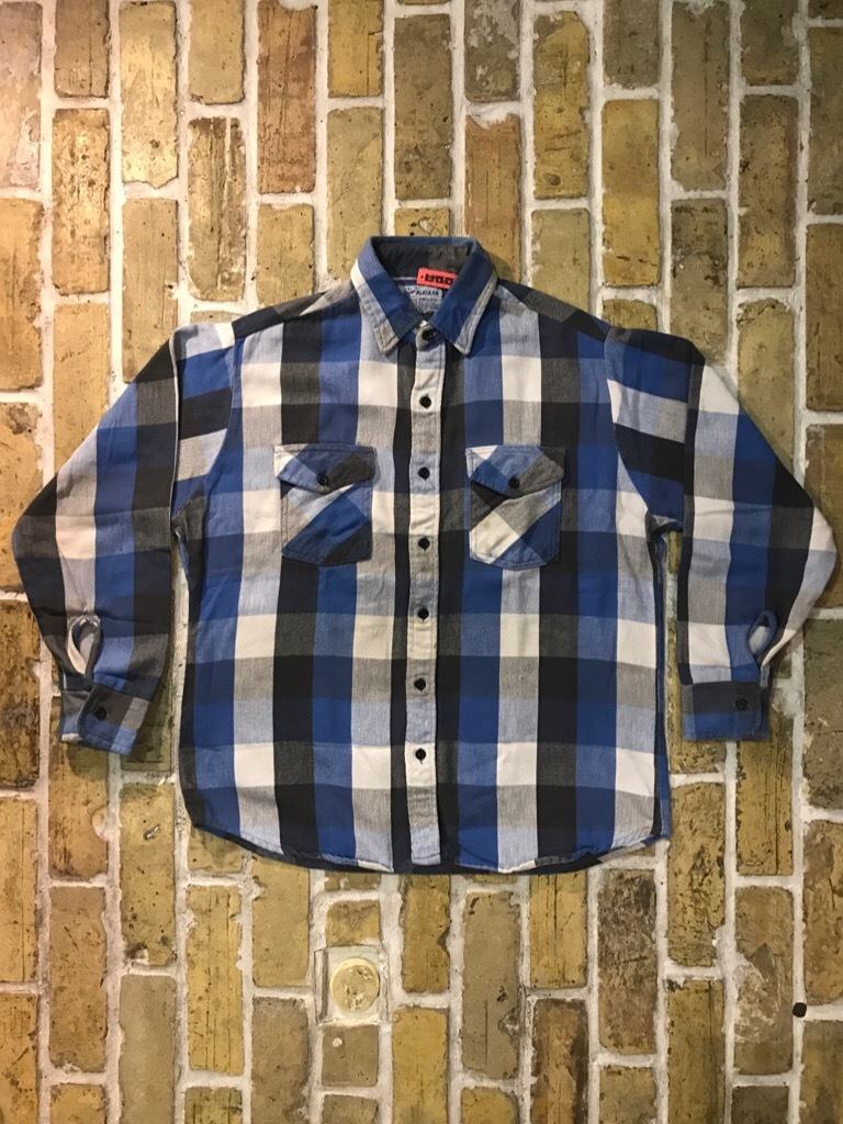 神戸店9/9(土)SSAスーペリア入荷! #5 Made in U.S.A. Flannel Shirt!!!_c0078587_12502385.jpg