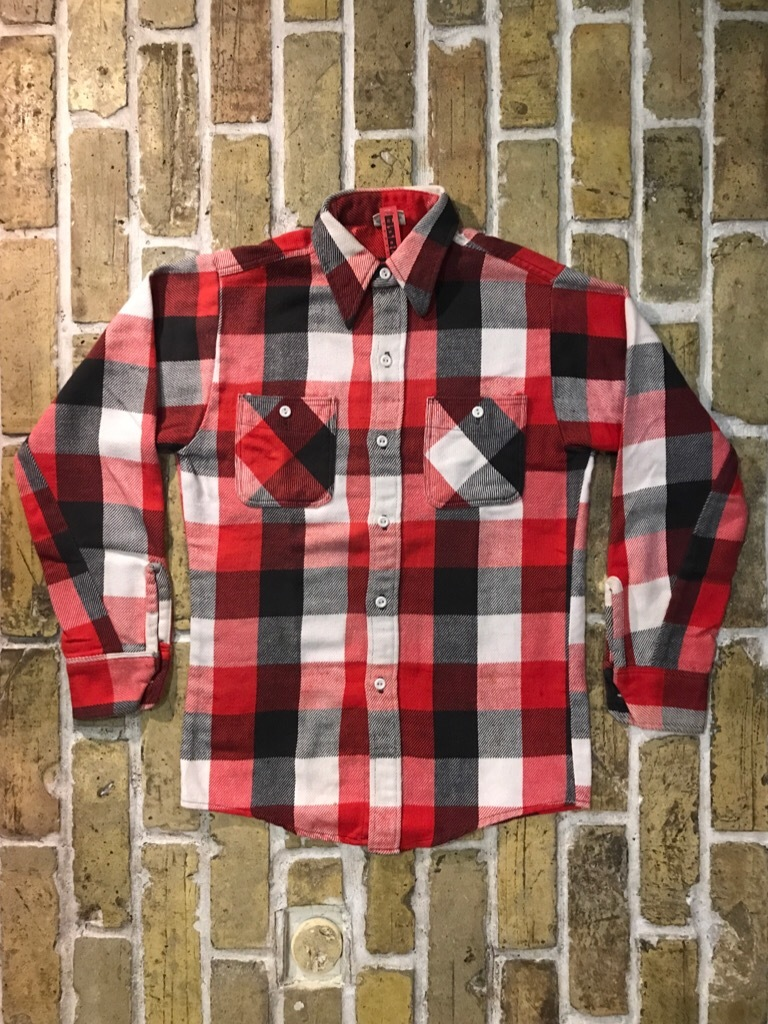 神戸店9/9(土)SSAスーペリア入荷! #5 Made in U.S.A. Flannel Shirt!!!_c0078587_12504934.jpg