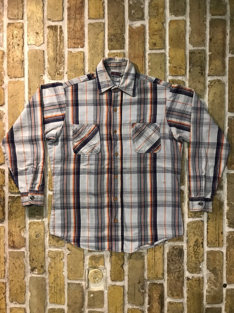 神戸店9/9(土)SSAスーペリア入荷! #5 Made in U.S.A. Flannel Shirt!!!_c0078587_12542997.jpg