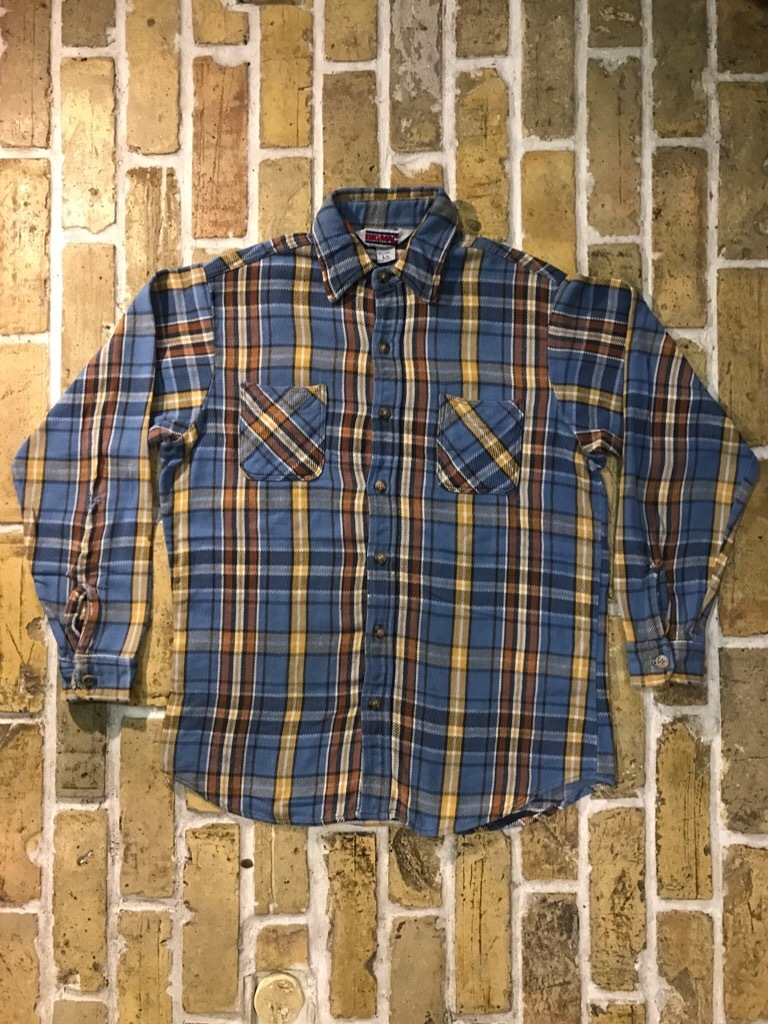 神戸店9/9(土)SSAスーペリア入荷! #5 Made in U.S.A. Flannel Shirt!!!_c0078587_12551308.jpg