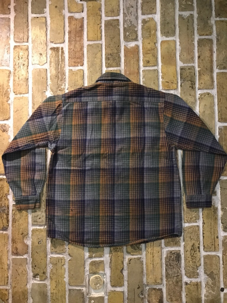 神戸店9/9(土)SSAスーペリア入荷! #5 Made in U.S.A. Flannel Shirt!!!_c0078587_12564075.jpg
