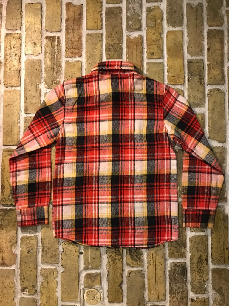 神戸店9/9(土)SSAスーペリア入荷! #5 Made in U.S.A. Flannel Shirt!!!_c0078587_12580818.jpg