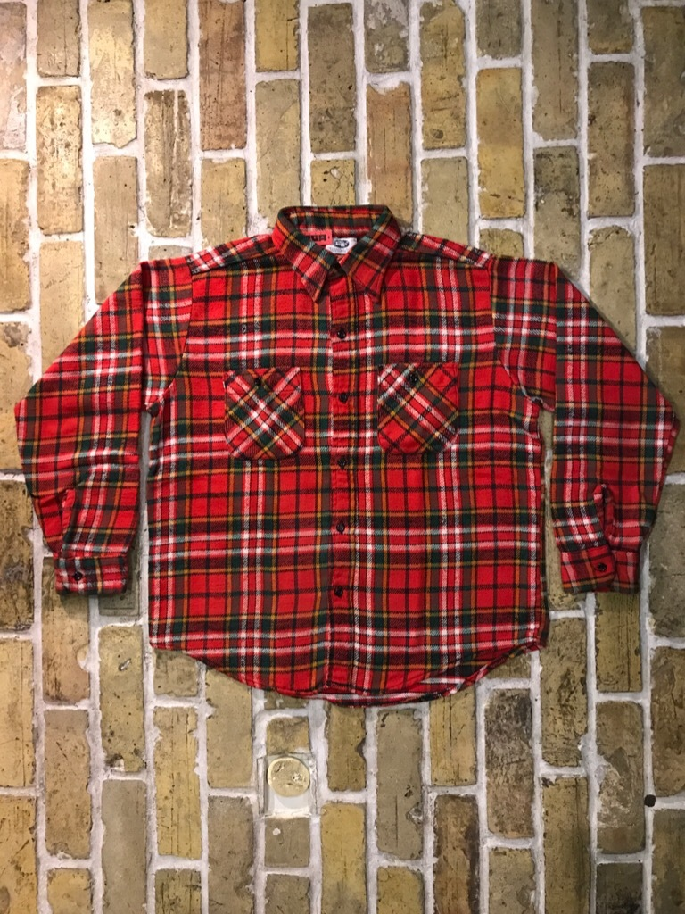 神戸店9/9(土)SSAスーペリア入荷! #5 Made in U.S.A. Flannel Shirt!!!_c0078587_12584390.jpg
