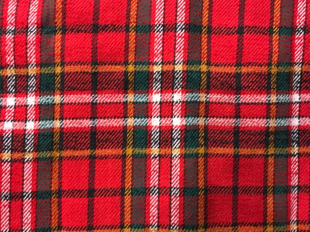 神戸店9/9(土)SSAスーペリア入荷! #5 Made in U.S.A. Flannel Shirt!!!_c0078587_12584407.jpg