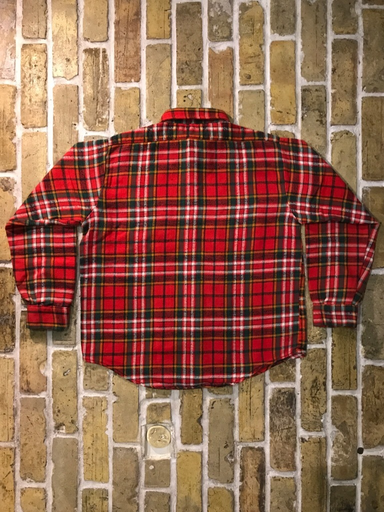 神戸店9/9(土)SSAスーペリア入荷! #5 Made in U.S.A. Flannel Shirt!!!_c0078587_12584438.jpg