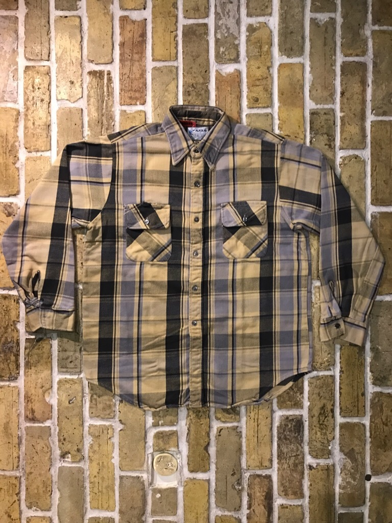 神戸店9/9(土)SSAスーペリア入荷! #5 Made in U.S.A. Flannel Shirt!!!_c0078587_12595942.jpg