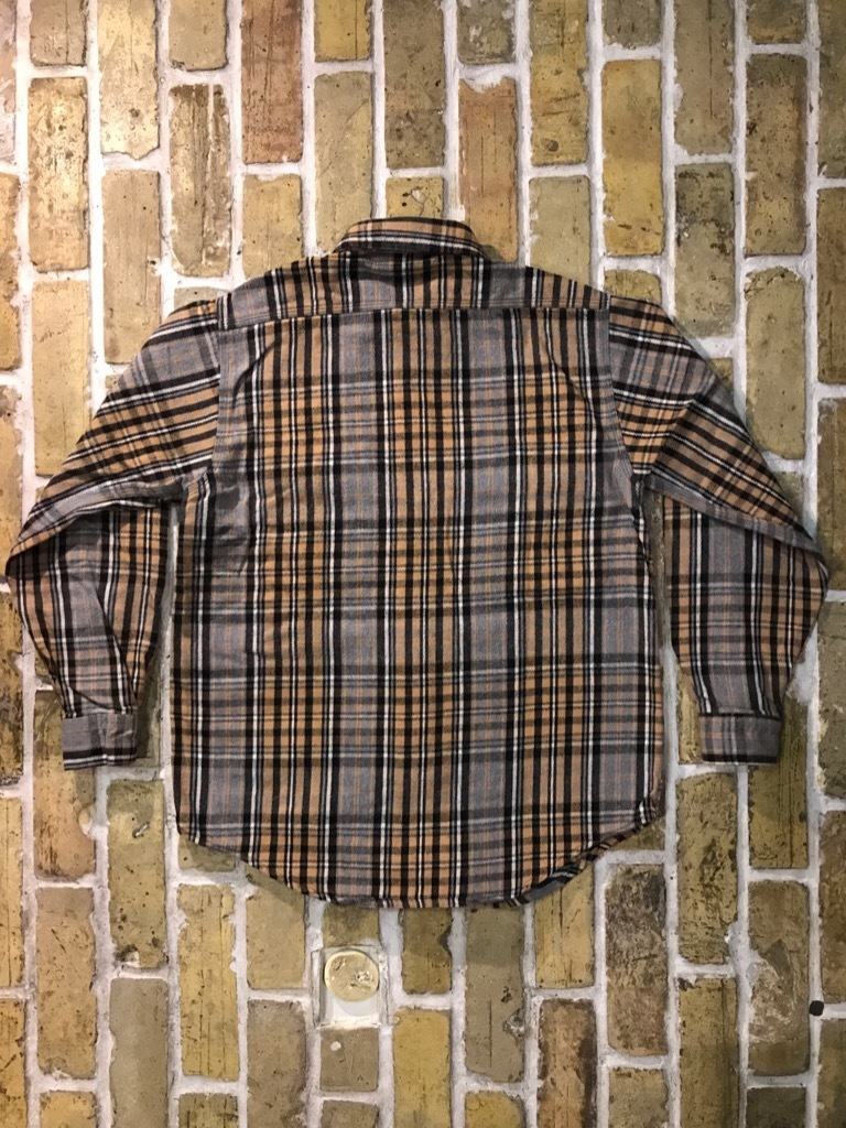 神戸店9/9(土)SSAスーペリア入荷! #5 Made in U.S.A. Flannel Shirt!!!_c0078587_13002907.jpg