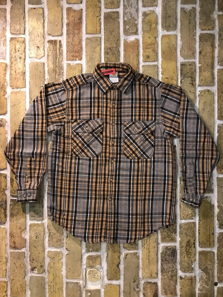 神戸店9/9(土)SSAスーペリア入荷! #5 Made in U.S.A. Flannel Shirt!!!_c0078587_13002955.jpg
