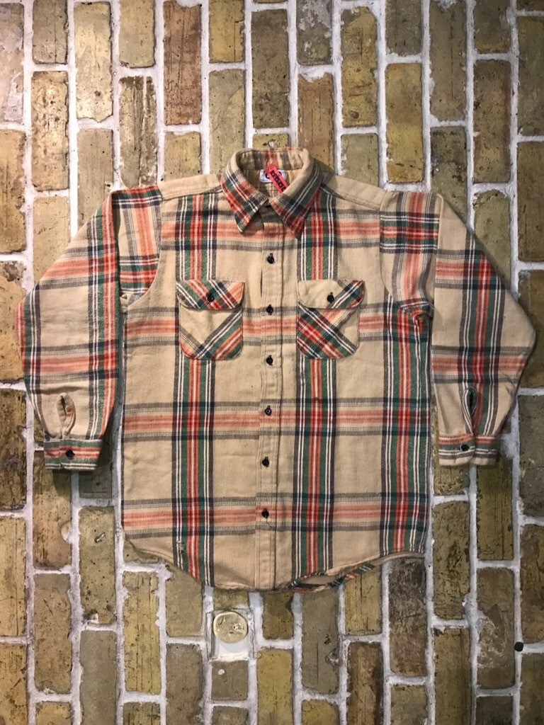 神戸店9/9(土)SSAスーペリア入荷! #5 Made in U.S.A. Flannel Shirt!!!_c0078587_13005586.jpg