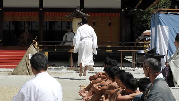 上賀茂神社 重陽の神事_e0048413_13551089.jpg