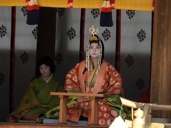 上賀茂神社 重陽の神事_e0048413_13552634.jpg