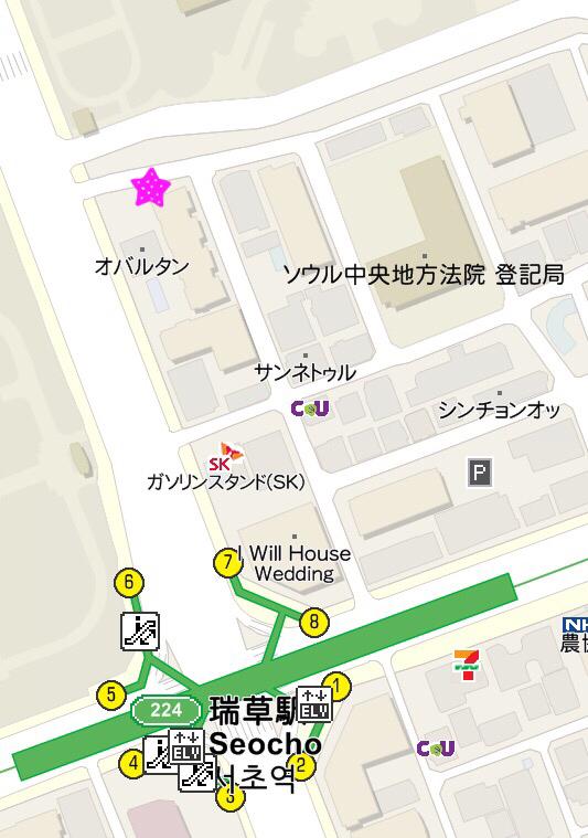 17年8月オフ会ソウル 9☆瑞草の美味しいパンオショコラ_d0285416_22281049.jpg