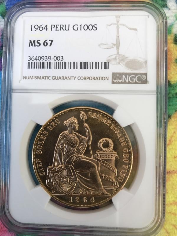 1887年Ms66+オファー受付中と100ソル金貨Ms67の先行予約!_d0357629_09340691.jpg