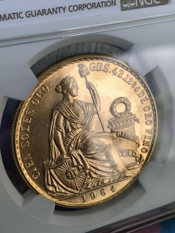1887年Ms66+オファー受付中と100ソル金貨Ms67の先行予約!_d0357629_09345444.jpg