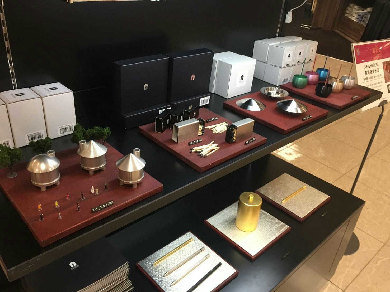 9/9(土)  東急百貨店に出店中_a0272042_22242193.jpg