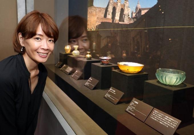 ヴェネチアン・グラス二千年の旅展ガラスが生む文明 _a0087957_07513490.jpeg