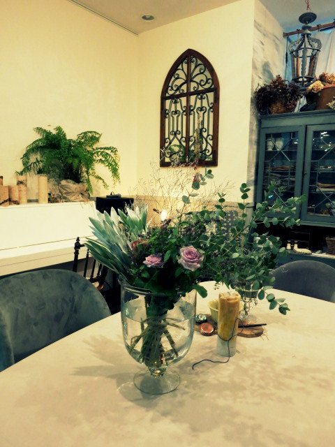 Cafe de VERANDA/ヴェランダ*旧軽に素敵なカフェがまたひとつ♪_f0236260_01301777.jpg