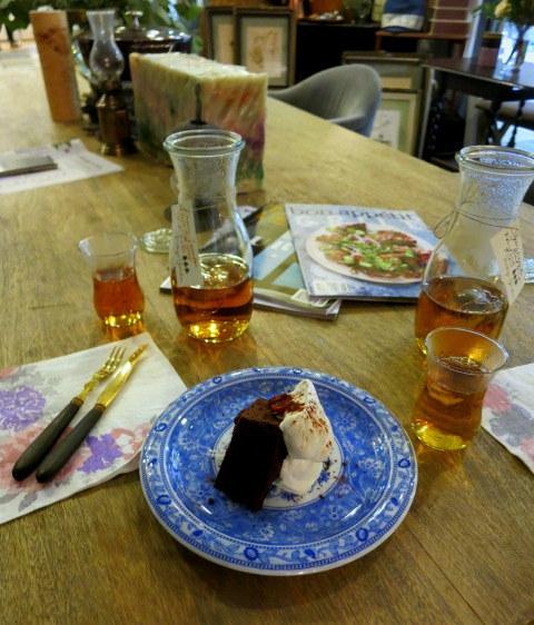 Cafe de VERANDA/ヴェランダ*旧軽に素敵なカフェがまたひとつ♪_f0236260_01461437.jpg