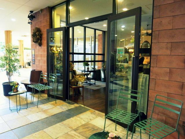 Cafe de VERANDA/ヴェランダ*旧軽に素敵なカフェがまたひとつ♪_f0236260_01474302.jpg