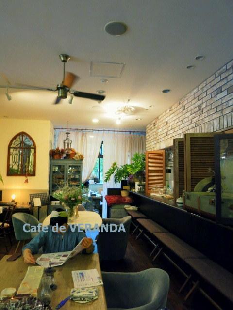 Cafe de VERANDA/ヴェランダ*旧軽に素敵なカフェがまたひとつ♪_f0236260_02152858.jpg
