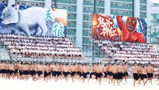 高校の体育祭_b0214473_19245363.jpg