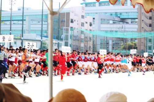 高校の体育祭_b0214473_19251611.jpg