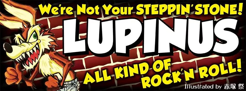 LUPINUS vol.36 ~We\'re Not Your STEPPIN\' STONE!!!~ ~はすとばらFINAL PARTY ~ @渋谷はすとばら_c0187573_1556119.jpg