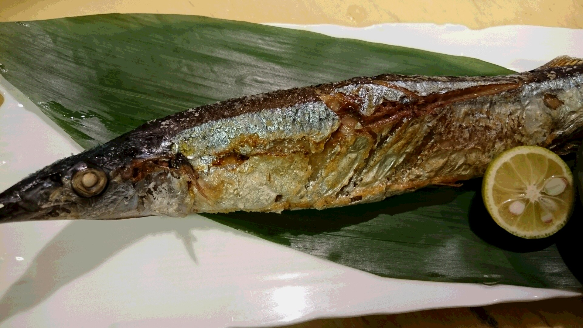 新秋刀魚_b0162386_10352083.jpg