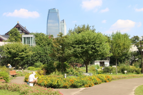 青空の下、芝公園を散策する・6 完_c0075701_05510747.jpg