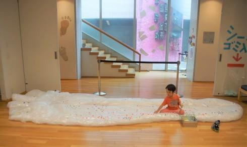 三鷹市芸術文化センターのART STUDIO_f0006713_23324028.jpg