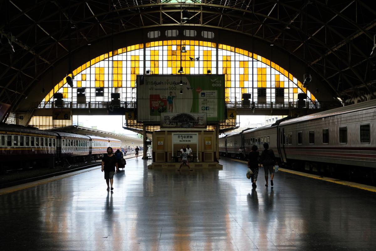 バンコク  小さな鉄道博物館にて_b0061717_19355139.jpg