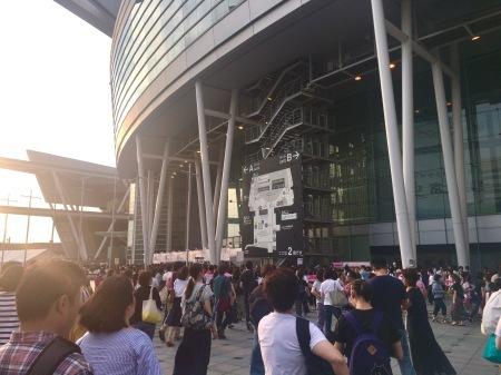 星野源「LIVE TOUR 2017(Continues)」(さいたまスーパーアリーナ公演)_c0048418_00104832.jpg