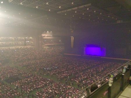 星野源「LIVE TOUR 2017(Continues)」(さいたまスーパーアリーナ公演)_c0048418_00111251.jpg