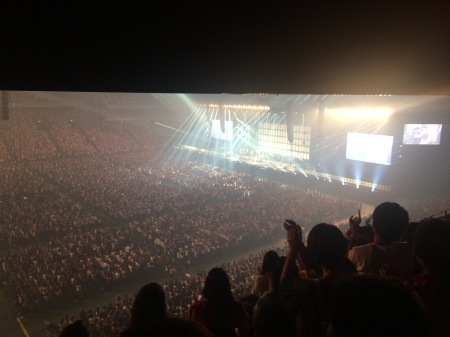 星野源「LIVE TOUR 2017(Continues)」(さいたまスーパーアリーナ公演)_c0048418_00131217.jpg