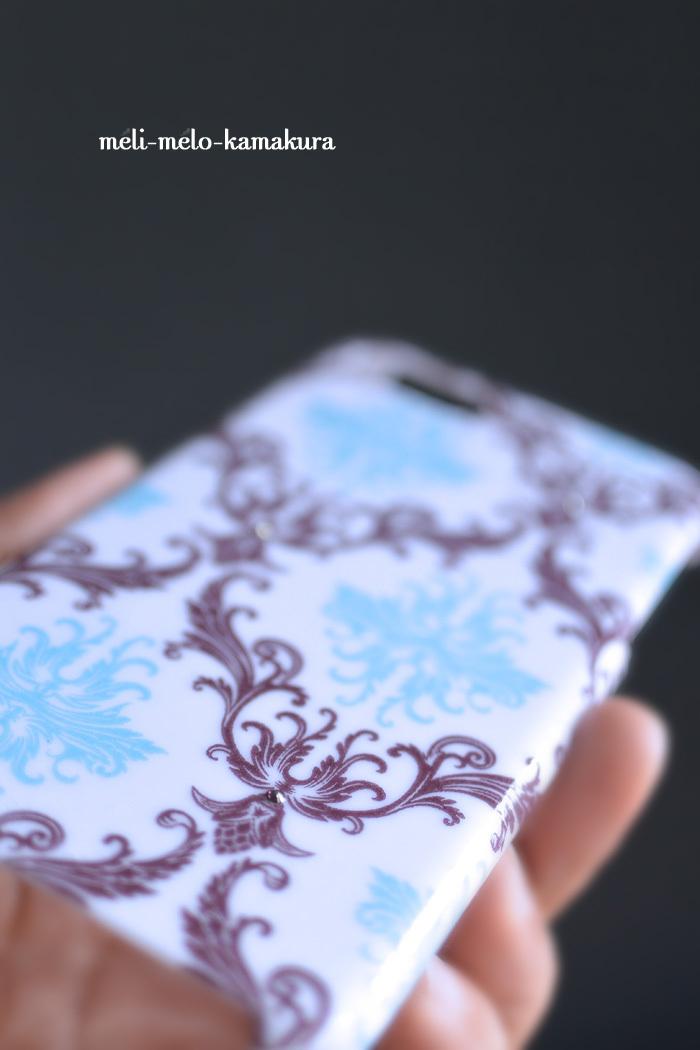 ◆デコパージュ*さわやかな季節!iPhoneもお着替えしました♪_f0251032_14411955.jpg