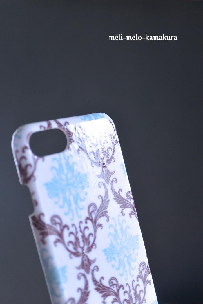 ◆デコパージュ*さわやかな季節!iPhoneもお着替えしました♪_f0251032_14421651.jpg
