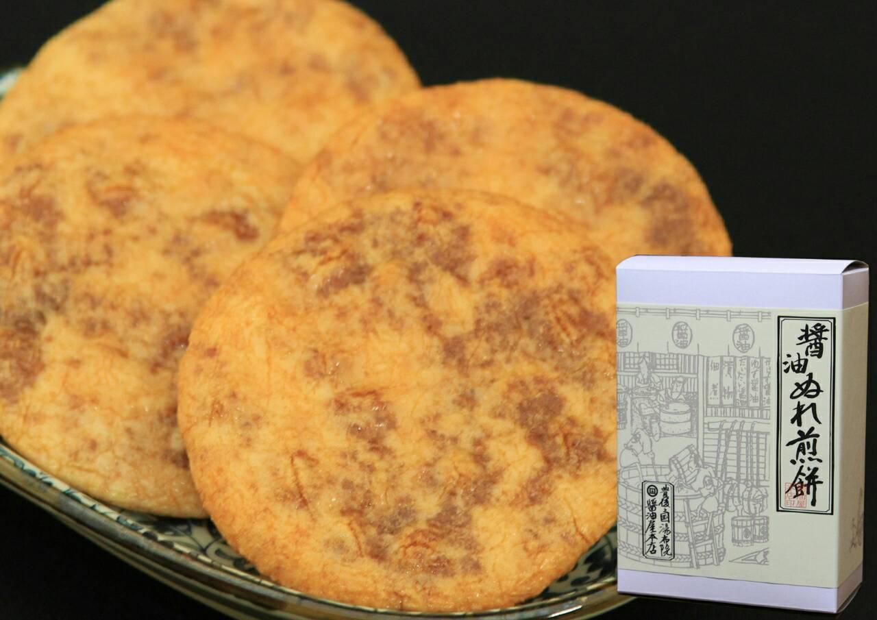 醤油ぬれ煎餅_c0357333_18503024.jpg