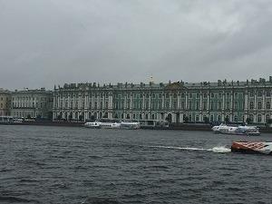 ロシアの旅~サンクトペテルブルグ①_f0233340_14392192.jpg