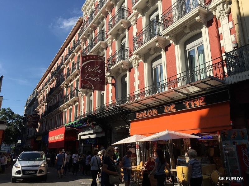 ルルド 6   ガリア & ロンドル (Grand Hotel Gallia & londres)_a0092659_02121263.jpg