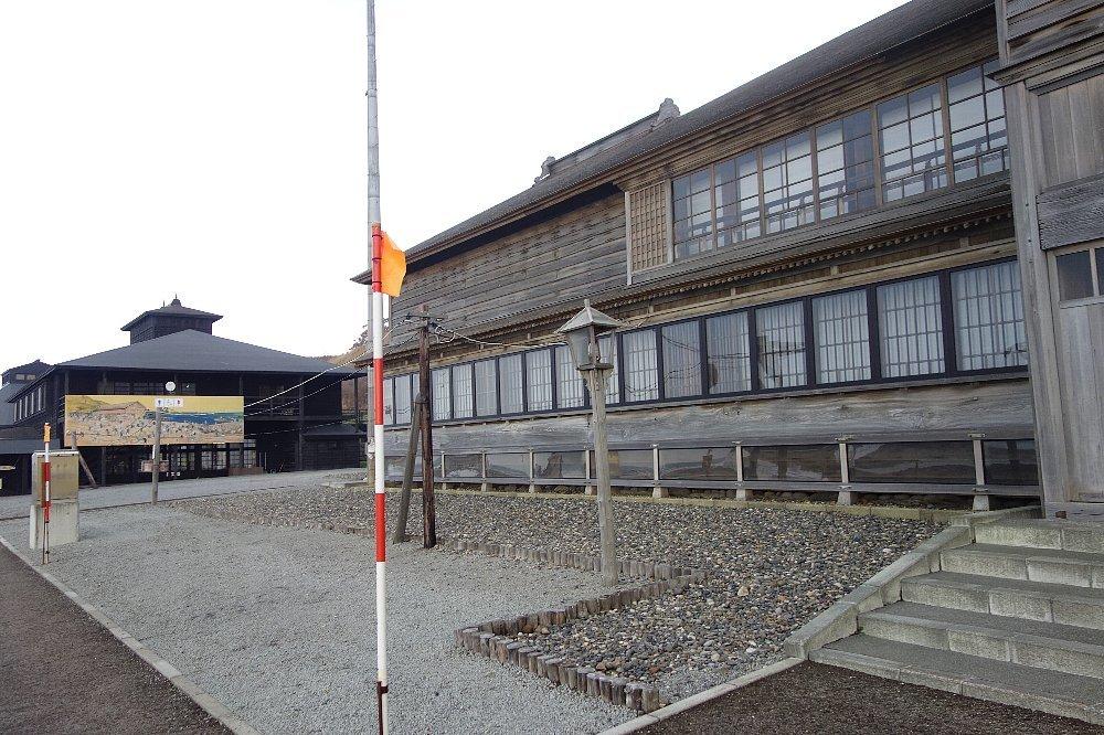 旧花田屋番屋_c0112559_08535989.jpg