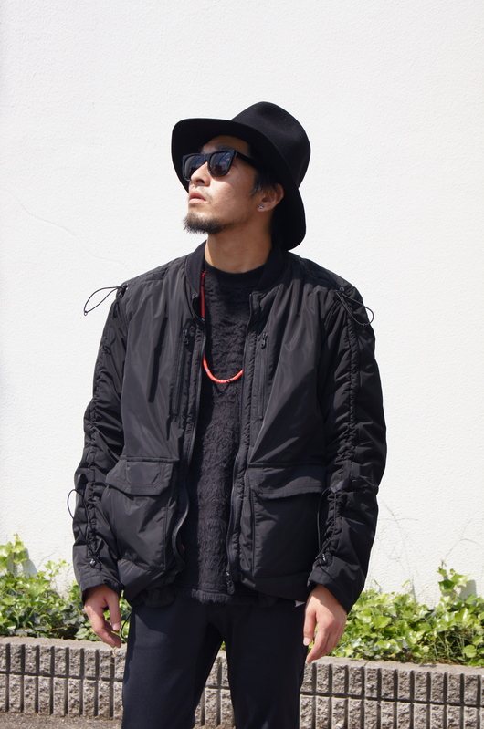 DOGDAYS 2017 F/W Outer Selection._f0020773_18412068.jpg