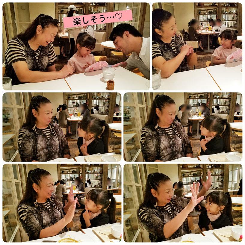 小野先生とSANRIO EXPOへ☆ 娘へのご褒美&私の誕生日(泣)_d0224894_12350668.jpg
