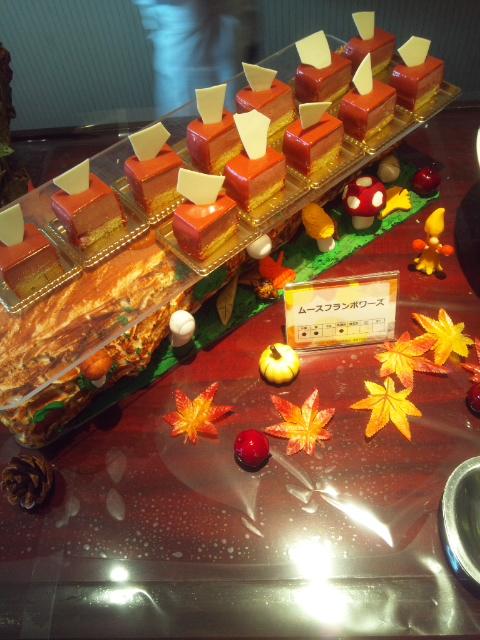 川崎日航ホテル 夜間飛行 ~マロン&さつま芋~秋の収穫スイーツブッフェ_f0076001_22214093.jpg