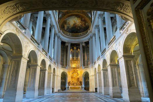 ベルサイユ宮殿 再訪 ①_c0134734_11103957.jpg