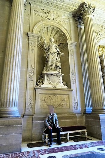 ベルサイユ宮殿 再訪 ①_c0134734_11110934.jpg