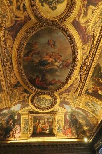 ベルサイユ宮殿 再訪 ①_c0134734_11112602.jpg