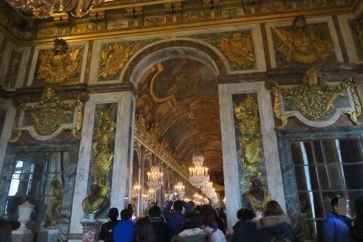 ベルサイユ宮殿 再訪 ②_c0134734_11132501.jpg