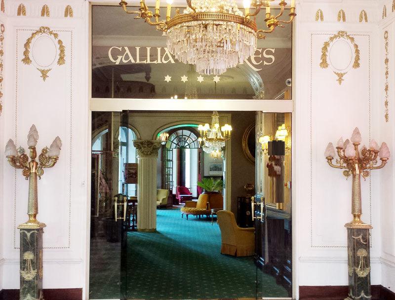 ルルド 6   ガリア & ロンドル (Grand Hotel Gallia & londres)_a0092659_17012309.jpg