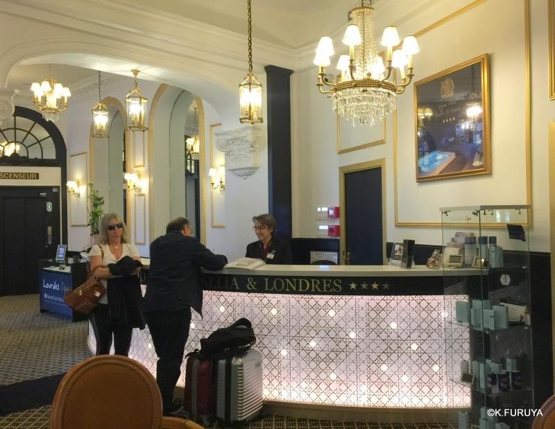 ルルド 6   ガリア & ロンドル (Grand Hotel Gallia & londres)_a0092659_17143570.jpg