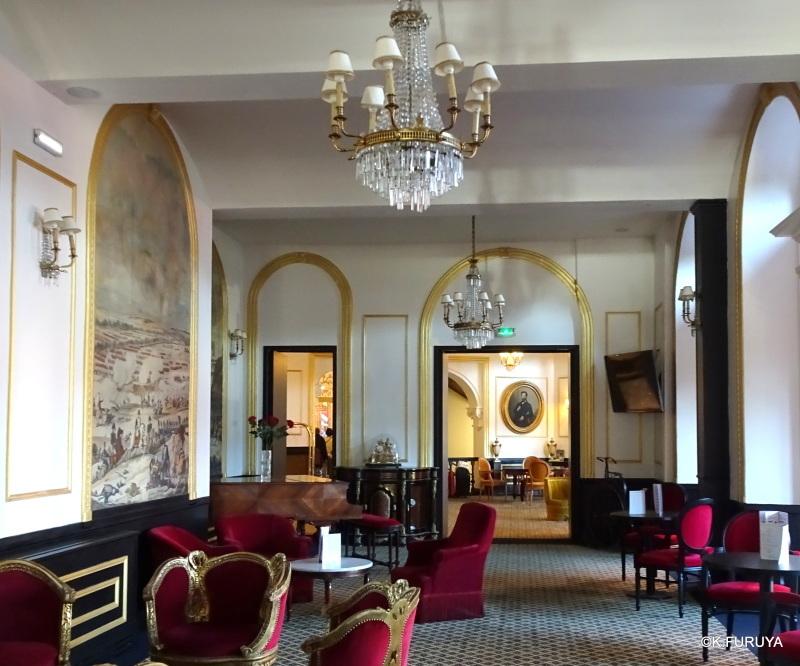 ルルド 6   ガリア & ロンドル (Grand Hotel Gallia & londres)_a0092659_17155540.jpg